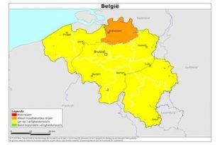 Niet-essentiële reizen vanuit provincie Antwerpen naar Nederland afgeraden