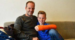 Roan Brouwers - Slachtoffer zinloos geweld - (c) Noordernieuws.be 2020 - HDB_1573