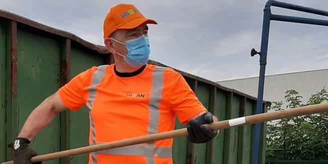 Vanaf 28 juli mondmasker verplicht op het recyclagepark