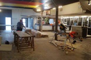 Verbouwing voormalig Sportkaffee Heuvelhal