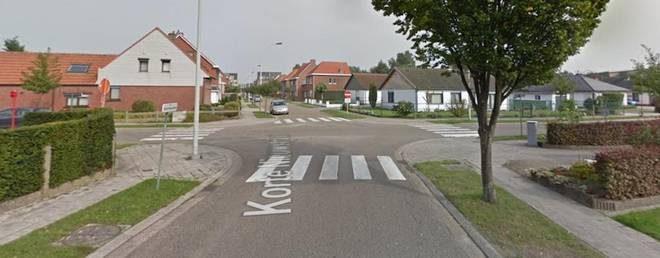 Werken kruispunt Korte Nieuwstraat en Edith Cavellaan 4-14 8