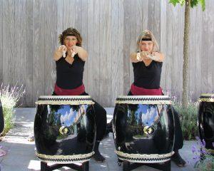 Annick Robberecht - Yorokai - taiko drumming - Noordernieuws - Teams