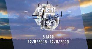 'Het is te doen in Essen' blaast vijf kaarsjes uit