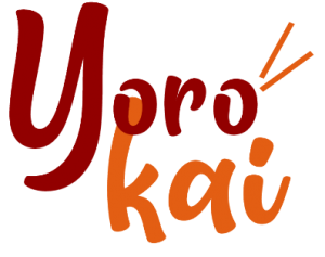 Logo Yorokai - taiko drumming - Logo