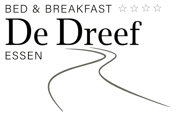 B&B Bed & Breakfast De Dreef Essen - De ideale lokatie