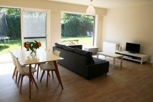 B&B De Dreef Essen - ideale locatie - Living