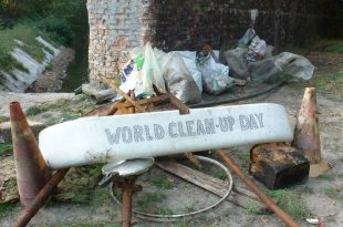World Clean Up Day GroenRand was een succes
