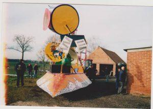 De historie van carnavalsvereniging Denuil