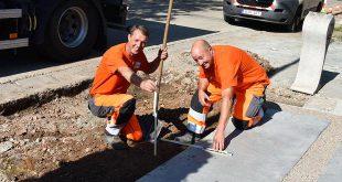 Gemeente Essen aan het werk - HDB_2271