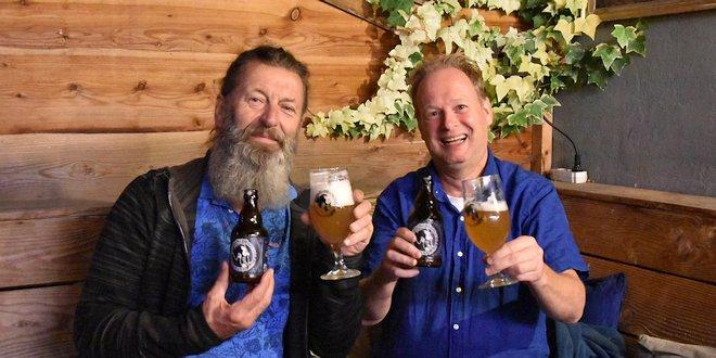 Nieuw bier gebrouwen - Cafe De Voerman - De Voerman Speciaal - HDB_2159u85