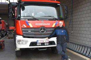 Postcoördinator bij Brandweer Zone Rand, Erik Van Meel vertelt!