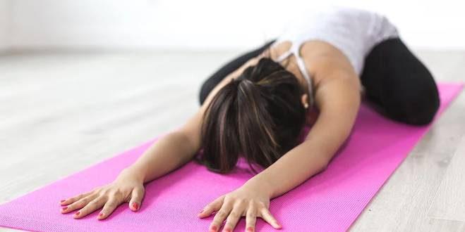 Vanaf vandag weer yogalessen