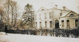 Blik in historisch pand Baeyenshof