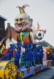 Carnavalswagen - Carnavalsvereniging Torrep - Essen - Noordernieuws.be - HDB_2414s
