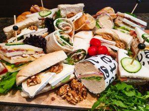 Cateringservice Bolsterbos broodjesplank -