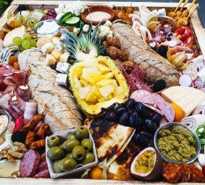 Cateringservice Bolsterbos tapasplank 4 personen_6 -