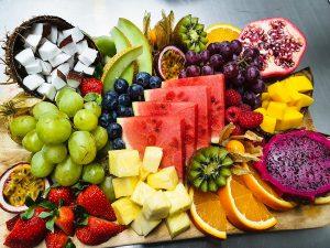 Cateringservice Bolsterbos vers fruit dessertplank_4 -