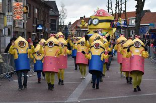 De historie van carnavalsvereniging De Steenbakkers