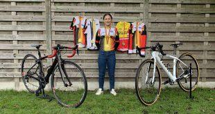 Eline De Winter Belgisch kampioen tijdrijden en wegwielrennen!