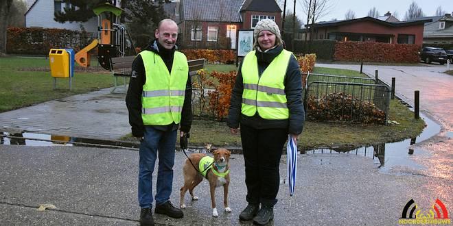 Fluovestjes ook voor honden - (c) Noordernieuws.be HDB_1233