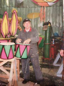 De historie van carnavavalsvereniging Torrep
