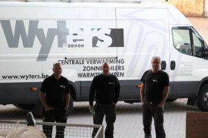 Jammer voor Wyters en Zonen, maar Michel Heitzer is op pensioen!