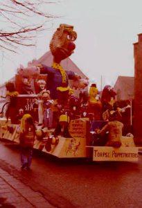 De historie van carnavalsvereniging Torrep