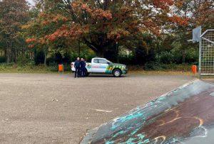 Sociaal toezicht in Roosendaalse parken door Parkrangers