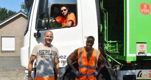Respect voor afvalophaler en recyclageparkwachter
