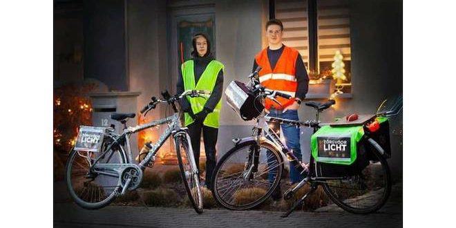 Bjorn en Tijs rijden 'Lichtjesroute'2Bjorn en Tijs rijden 'Lichtjesroute'2