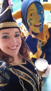 De historie van Carnaval - Nar Janneke samen met Suzy - Noordernieuws.be