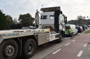 Hogere verkeersdruk op kruispunt Spijker Essen - (c) Noordernieuws.be - HDB_2569u