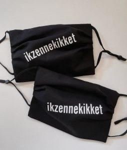 Kim Van Ginneken - Stoffen & Mercerie - Kleding op maat - Essen - Mondmaskers