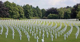 Onze vrijheid over de rug van onbekende soldaten