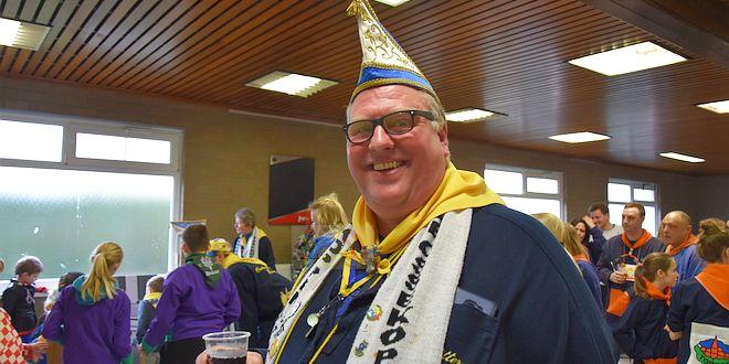 Ronny Van Gastel - Elfde Voozitter Carnaval Essen