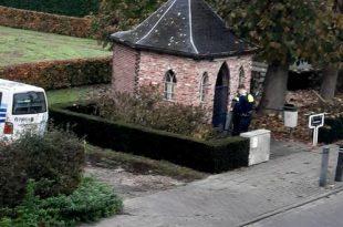 Vandalisme Kloosterstraat