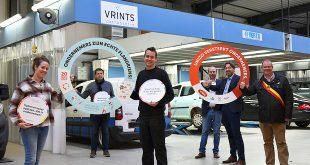 Vrints Carrosserie - Essen - Unizo - Dag van de Ondernemer