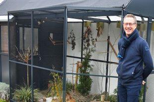 Dirk De Rycke vogelliefhebber - Hobby vogels