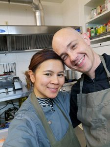 Aoi en Guy - Restaurant De Linden - Essen - Noordernieuws.be - IMG-20201204-WA0004