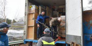 De tweede vrachtwagen met hulpgoederen voor Kroatië vertrekt morgen - (c) Noordernieuws.be - HDB_2957s80