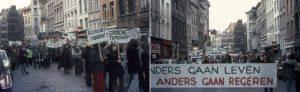 Duwvaartprotest Groene Fietsers2