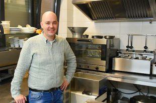 Guy Vriens - Chef-kok - Restaurant De Linden - Essen