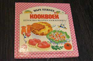 Mijn Eerste Kookboek - Eenvoudige recepten voor kinderen