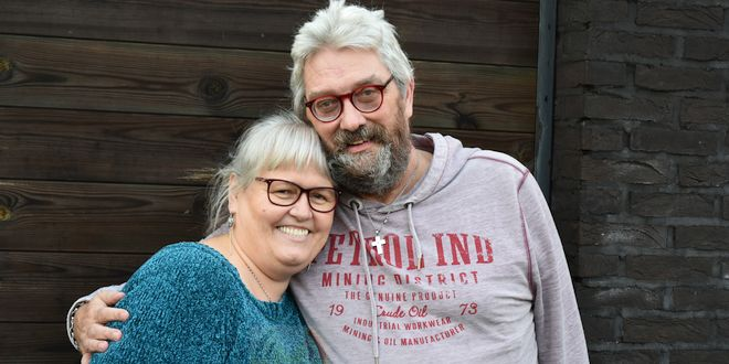 Sandra Vermeerbergen en Marc Helsen - Al 13 jaar gelukkig samen en getrouwd na datingafspraak