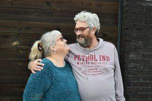 Sandra Vermeerbergen en Marc Helsen - Al 13 jaar gelukkig samen en getrouwd na datingafspraak - (c) Noordernieuws.be - HDB_2901s80