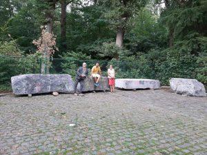 VZW Kobie en Jorg Van Daele organiseren internationaal beeldhouwerssymposium!2