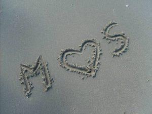 Zij vonden hun grote liefde via internet. Marc en Sandra vertellen!