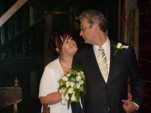 Marc en Sandra vonden hun grote liefde via een internet datingsite