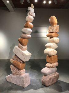 Eerste solotentoonstelling Kalmthoutse beeldhouwer Jorg Van Daele in eigen galerij
