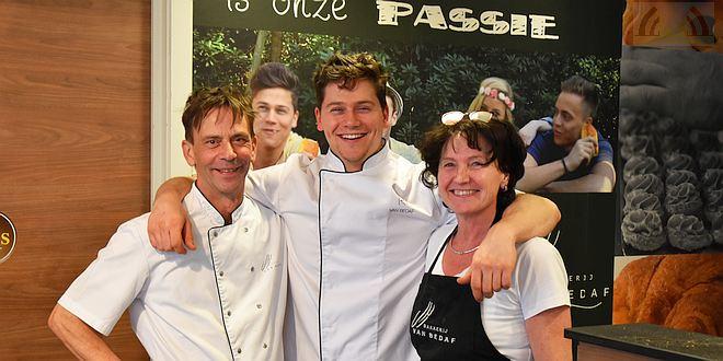 Bakkerij Van Bedaf in Essen bestaat 30 jaar! - (c) Noordernieuws.be - HDB_3181 u80